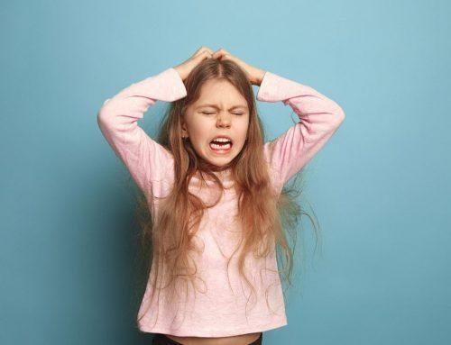 La ansiedad en niños